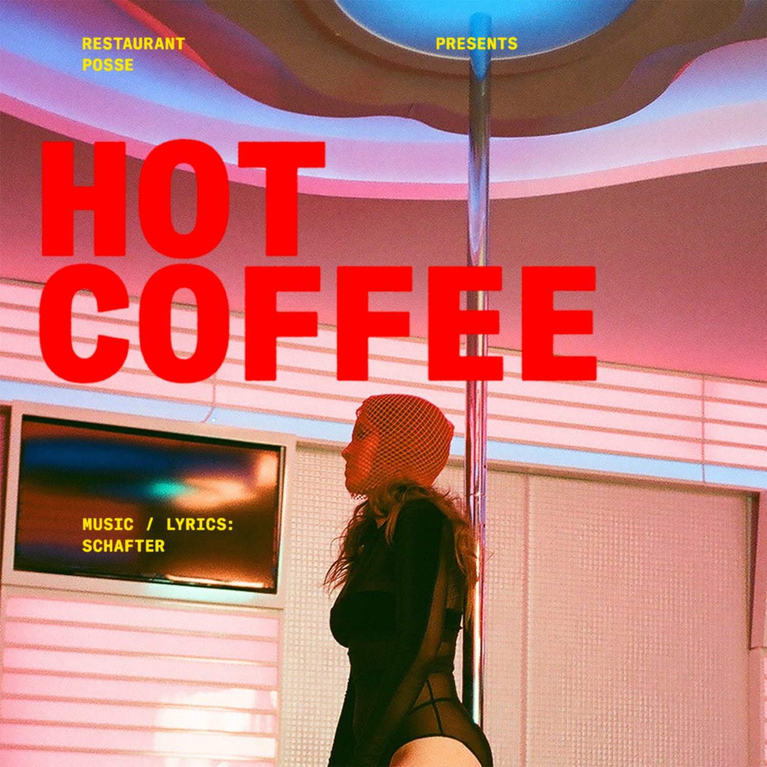 "Schafter ""Hot Coffee"" styled by KAS KRYST"